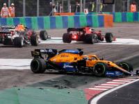 accident F1