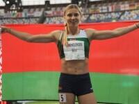 """O sportivă din Belarus acuză Federaţia naţională că a forţat-o să părăsească Jocurile Olimpice. """"Cer intervenția CIO"""""""