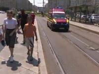 Canicula a doborât oamenii pe stradă. Mulți nu au ținut cont de avertizări și au avut nevoie de ambulanțe
