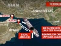 """Continuă acuzațiile în cazul petrolierului atacat în largul Omanului. Premierul Israelului: """"Avem probe"""""""