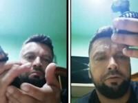 Șeful Poliției Dâmbovița, amenințat de un interlop: \'Te mierlesc, mă!\'
