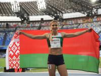 """Atleta belarusă Kristina Timanovskaia a primit """"viză umanitară"""" în Polonia, după ce a refuzat să zboare acasă"""