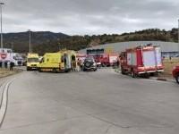 Români din Spania au imobilizat un șofer de TIR care fugise după un accident mortal