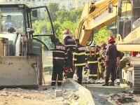 Cine este vinovat pentru moartea celor 2 muncitori. Anchetă a Poliției Capitalei