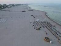 Fără şezlonguri în buza mării. Ce riscă administratorii de plaje care nu respectă decizia autorităților