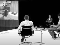Cine amenință jurnalismul de investigație? Seria EIDOS Talks - dezbatere despre evoluția presei din România