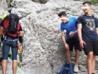 turisti, Bucegi