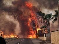 500 de milioane de euro, ajutor pentru insula Evia şi regiunea Attica din Grecia, devastate de incendii