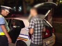 Razie de amploare pe străzile din Capitală. Un șofer, prins după ce consumase cocaină