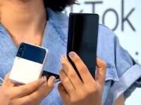 iLikeIT. Cum arată noile smartphone-uri pliabile Samsung - Galaxy Z Fold3 şi Galaxy Z Flip3