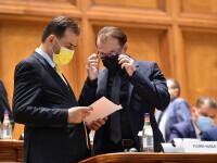 Orban: Demisia mea din funcţia de preşedinte al Camerei - luni, la ora 9, înaintată liderului PNL