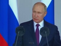 Vladimir Putin îi imploră pe ruși să se vaccineze: Vă rog, dați dovadă de responsabilitate!