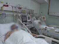 Ministrul interimar al Sănătăţii: Vrem să ajungem la 1.500 de paturi ATI funcţionale