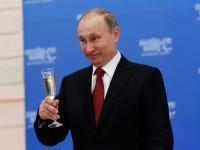 """Putin către președintele Moldovei, de Ziua Independenței: """"Stimată Maia Grigorievna, primiți sincere felicitări"""""""