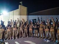 Talibanii sărbătoresc plecarea trupelor americane din Afganistan, sfârşitul unui război devastator de 20 de ani