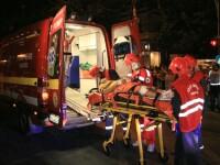 Cinci persoane, printre care si doi adolescenti, au ajuns la Spitalul din Sibiu