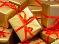 Mos Nicolae s-a oprit la targul de cadouri de la Viena