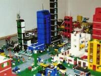 5 milioane de piese lego se vor intinde pe 120 metri patrati din Parcul Etnografic Cluj-Napoca