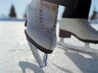 Magia Craciunului vine pe patine. Distractie in Parcul Kiselef!