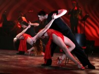 A inceput Campionatul international de tangou de la Buenos Aires