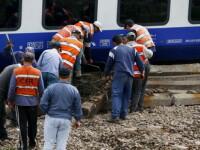Tinerii care au ajuns cu jeepul pe calea ferata sunt anchetati de politisti