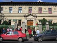 Scoala Centrala din Bucuresti, in pericol de prabusire!
