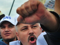 Taxa auto starneste in continuare revolte si proteste