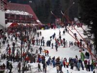 Revelion pe schiuri. Petrecerile au inceput de vineri pe Valea Prahovei