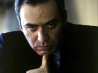 Zeci de rusi au fost arestati dupa un protest pus la cale de Gary Kasparov