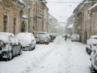 Franta si Spania sub zapada! Ninge fara incetare!