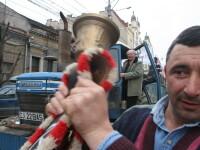 Protest asurzitor la Nadlac. Talangile si fluierele in centrul atentiei!