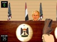 Da-i pantofii lui George W. Bush! Acum, fara riscul de a fi arestat!
