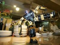 Japonezii au inventat robotul care deretica in bucatarie