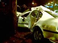 Trei accidente rutiere parca trase la indigo!