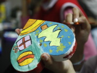 Asociatia Ovidiu Rom ofera sansa copiilor saraci de a merge la gradinita