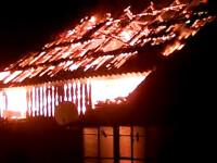 Oradea: un salon de bronzat s-a facut scrum din cauza unui incendiu