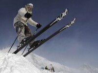 O turista romanca si-a pierdut viata, la schi, in Austria