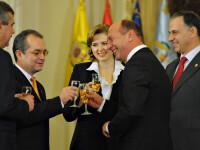 Predare de stafeta in ministerele noului cabinet