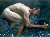 Lance Armstrong, tatic pentru a patra oara