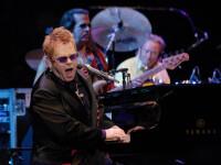 Elton John e internat, cu complicatii din cauza gripei!