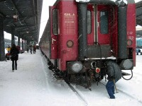 CFR avertizeaza: toate trenurile vor avea miercuri intarzieri!