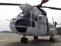 Un mort si 2 raniti in urma prabusirii unui elicopter in Dunare