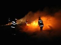 A ars de vie dupa ce a incercat sa aprinda focul in soba cu diluant!