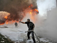 Imagini rascolitoare din Fasia Gaza!