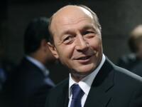 Presedintele Basescu va lua masa cu Barack Obama