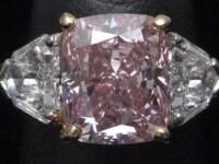 Diamant rar, vandut la o licitatie cu aproape 11 milioane de dolari