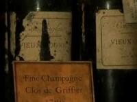 Tare vechi! 25.000 de euro pentru o sticla de coniac de acum 221 de ani!