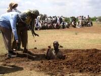 Ritual barbar in Somalia: barbat omorat cu pietre