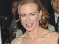 Nicole Kidman, prea multa pudra pentru covorul rosu!