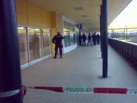 Jaf armat in Sectorul 1 al Capitalei. Hotii au fugit cu 14.000 de euro